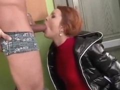 Surprised Stunner In Underwear Is Geeting Peed On And Poked