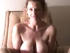 Horny COUGAR Goes for Solitary Performance