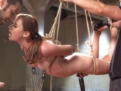 Anal Slave Training Audrey Holiday - TheTrainingofO