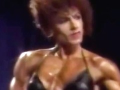 Female Bodybuilding Contest - Nina M.