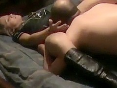 Husband Watching His Boss Fuck His Sluty Wife