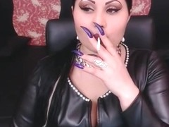 Hottest Femdom, Latex sex video
