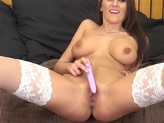 Vids alexis 8525 anal tube love