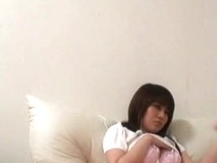 Exotic Japanese model Honami Isshiki in Best Solo Girl JAV scene
