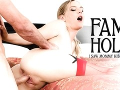 Mona Wales & Lucas Frost in I Saw Mommy Kissing Her Stepson - SweetSinner