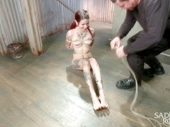 FISTING WATER BOARDING EXTREME TORMENT AND BRUTAL BONDAGE