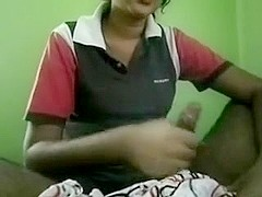 Desi chap And College Angel beauty Penis Engulfing
