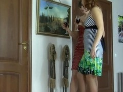 Pantyhose1 Clip: Megan and Gertie