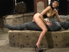 Dominic Pacifico & Beretta James in Divine Mummification Sex - DivineBitches