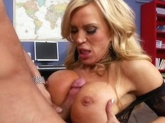 Big Tits at School: Hussy For Hire