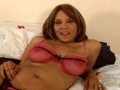 Video from AuntJudys: Anjanette Astoria