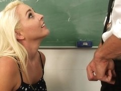 Ashley Stone & Johnny Sins in Naughty Book Worms