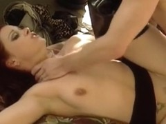 Exotic pornstar Bobbi Bliss in best brunette, deep throat porn clip