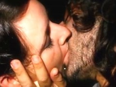 Dontstayin nightclub tongue kissing slideshow