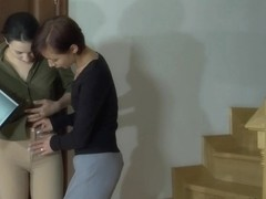 Pantyhose1 Clip: Edna and Sophy