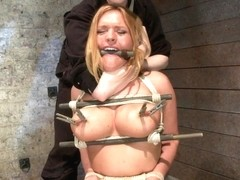 Krissy Lynn in Krissy Lynn Gets The Fuck Of Her Dreams.... - HogTied