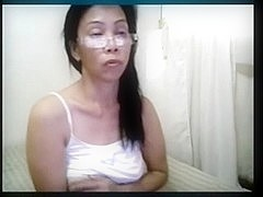 Filipina on skype