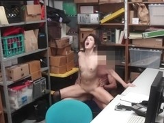 Eden Sin in Case No.: 8549632 - Shoplyfter