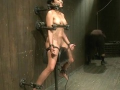Beretta James in Tight bodied brunette rides the sybian - DeviceBondage