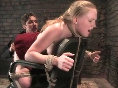 Steve Holmes & Laci Laine in Laci's Punishment - SexAndSubmission