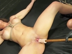 Girl playing with her sex toysdylan daniels pleasure point in the vip