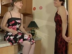 GirlsForMatures Scene: Elsa and Dorothy