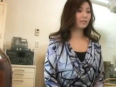 Gyno examination video with japanese pussy who needs cock
