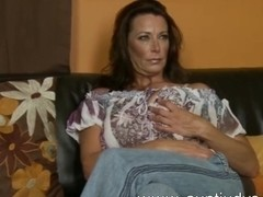 Milf fucked moore over mature bent mimi
