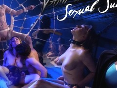James Deen & Lily LaBeau & Kristina Rose & Jessie Cox & Elise Graves & Iona Grace in Vamp Episode .