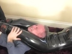 Latex Headscissors